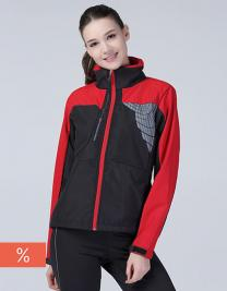 Ladies 3 Layer Softshell Jacket