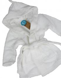 Babiezz® SUBLI-Me® All Over Bathrobe Hooded