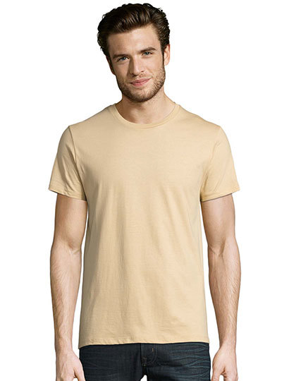 Men`s Short Sleeve T-Shirt Milo